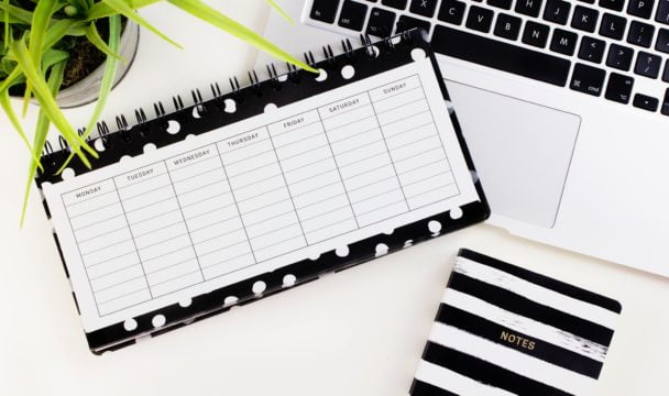plan your week effectively