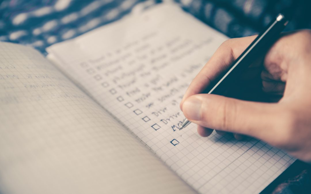 Five Steps to a To-Do List That's Actually Doable.