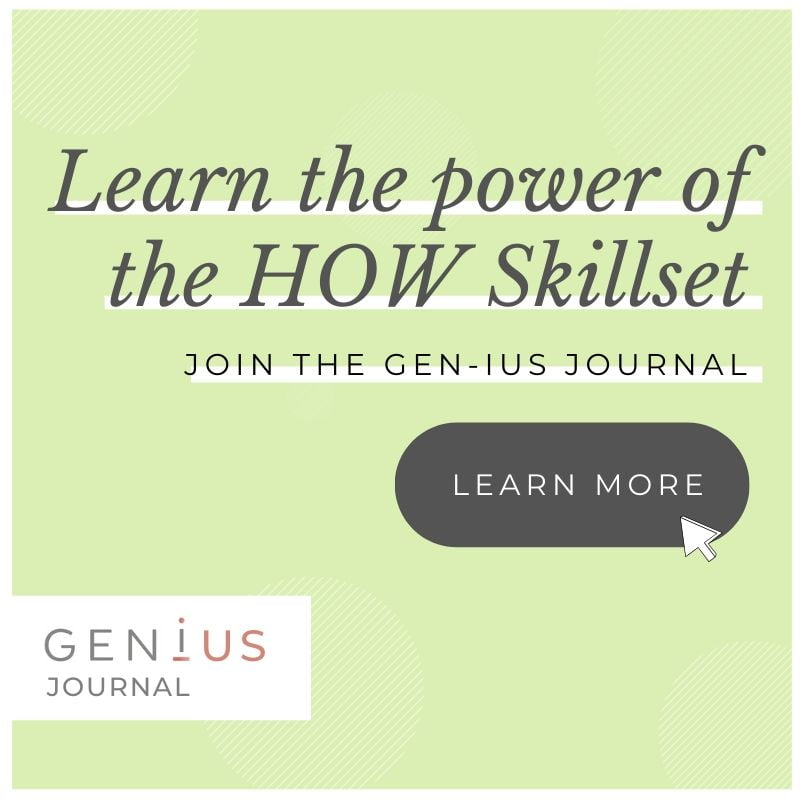 Do You Want To Learn More About Our Gen-ius Journal?