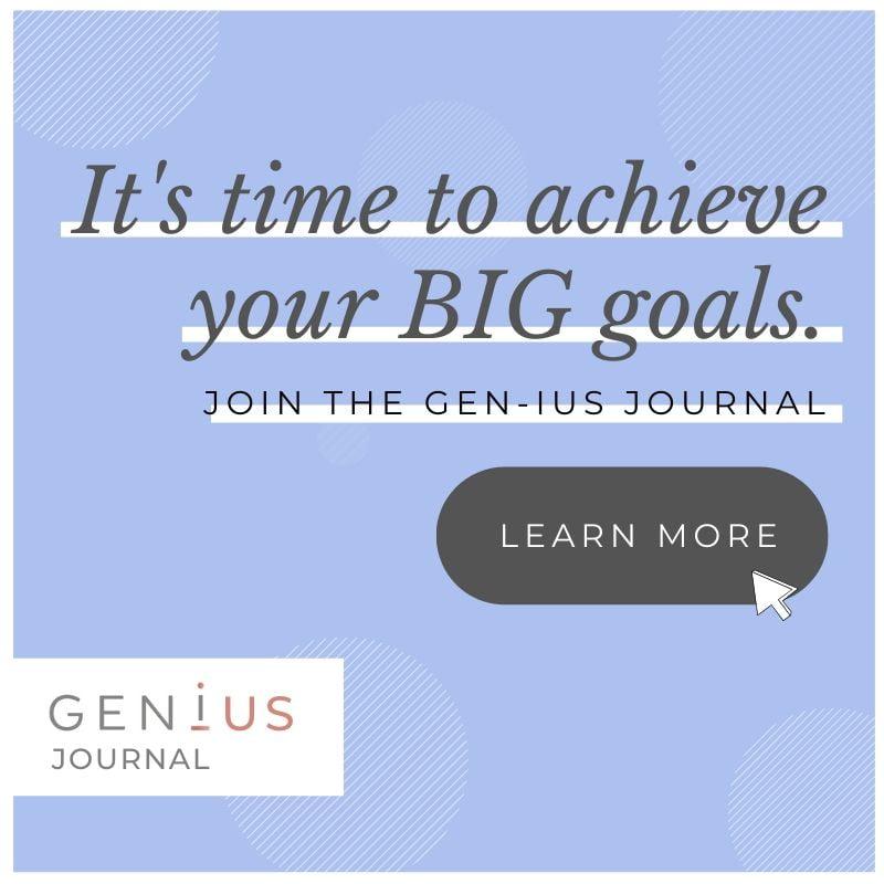 Join The Gen-ius Journal