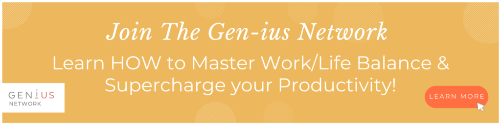 Do You Want To Learn More About Our Gen-ius Network?