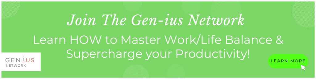 Join The Gen-ius Network